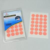 Quality Self-adhesive Stickers with 70gsm Fluorescent Paper, Used in Labs and Homes wholesale