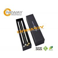 Quality Business Pen Set Paper Gift Packing Boxes / USB Pen Drive Small Gift Box wholesale