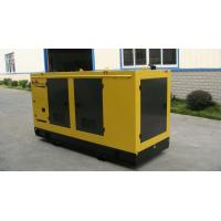 Quality 40KVA Water Cooled air cooled diesel generator 50HZ Micro Computer Control wholesale