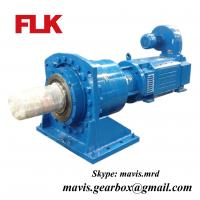Quality Cement and Drum Vertical Mixer Planetary Gearbox / Foot mounted Gear Reducer with Motor Pump wholesale