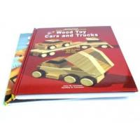 China 60gsm - 200gsm Wood Free Paper Animal Picture Hardcover Book Printing With PMS / 4C Color on sale