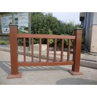 Quality WPC fence for park wholesale