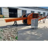 Quality PET / PP Strips Rag Cutting Machine Package Strap Crusher Energy Saving Rotating Knife wholesale