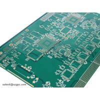 Quality FR4 copper thickness 1oz high density multilayer PCB with 1.2mm board thickness wholesale