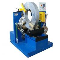 Quality Electric Wire Baler Cable Wrapping Machine With Two Driving Rollers 220V / 380V Voltage wholesale