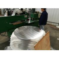 Quality Fuel Tanks 5052 Aluminum Circle Blanks H32 H34 Temper Precisely Shaped wholesale