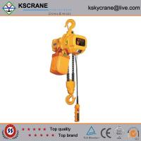 Quality Attractive and reasonable price Kito Electric Chain Hoist Made In China wholesale