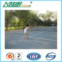 China Colorful Athletic Sport Court Flooring Paint For Badminton Court / Basketball Court on sale