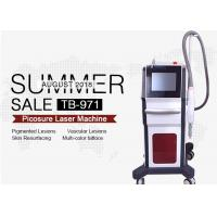Buy cheap Tattoo Removal Carbon Peeling Pico Laser Machine Effective 755nm 1064nm 1320nm Wavelength from wholesalers