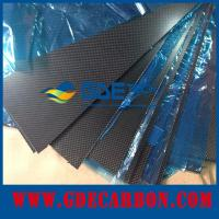 Quality Top Quality 3K Matte Carbon Fiber Sheet From Gold Supplier wholesale