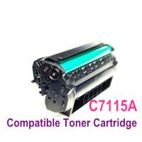 China Compatible Toner Cartridges(C7115A) for HP LaserJet 1200/1220/1000/3300MFP/3330MFP/3380MFP on sale