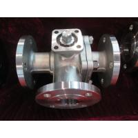 Quality SS Floating  ISO 5211 Ball Valves Lockable Handle , Manual Ball Valves wholesale