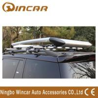 Quality Aluminium SUV automobile / car roof luggage carrier 139cm / 159cm wholesale