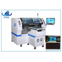 China New Condition Smt Pick And Place Machine Led Screen Chip Mounting Device 150000CPH on sale