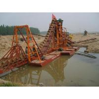 Buy cheap sand dredger boat from wholesalers