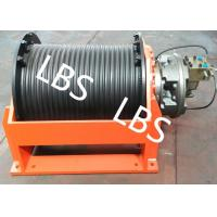 Quality Slow Speed Hydraulic Cable Winch For Overhead Working Truck And Hoist Machine wholesale