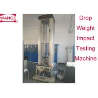 Quality ASTM D3763 Drop Weight Impact Test Machine High Speed Puncture Properties Of Plastics wholesale
