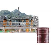 Non Halogen Intumescent Coatings For Fire Protection Of Steelwork Structural Steel 26mm