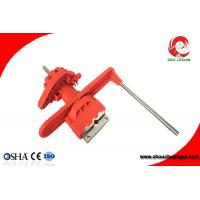 Quality F31 Steel LOTO Industrial Safety Lockout Tagout Universal Valve Lockouts wholesale