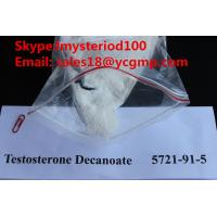 Quality Pharmaceutical Testosterone Decanoate Raw Steroid Powders for Enhance Immune System wholesale