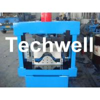 Quality Roof Ridge Cold Roll Forming Machine for Making Color Steel Roof Ridge Profile wholesale