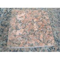 Quality Nature Granite Stone Tiles Polished Finishing Solid Surface Red Color wholesale