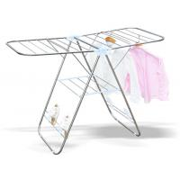 China stainless steel clothes airer Coat rack on sale