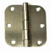 Quality 3-/3.5-/4-inch Steel Door Hinge with Various Surface Plating, for Commercial and Residential Use wholesale