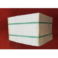 Thermal Insulation Ceramic Fiber Modules Customized Size For Kiln Lining