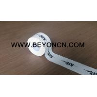 Quality Woven Cotton Fabric Adhesive Sports Tape Private Brand Logo Printed For OEM wholesale