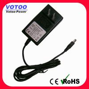 Cheap AC 100V - 240V to DC 12V 2A Power Adapter Power Supply 24Watt for LED Strip for sale