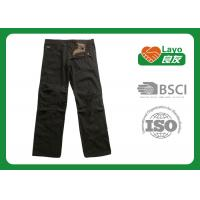 Customized Waterproof Hunting Pants For Sports 100% Polyester