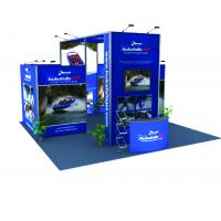 Quality Tension Fabric Graphic Modular Trade Show Booth Portable Lightweight wholesale