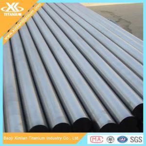 China ASTM B348 Pure Titanium And Titanium Alloy Bars on sale
