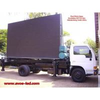 Quality P16mm 2R1G1B Mobile Truck LED Display Portable Led Signs Super Slim wholesale