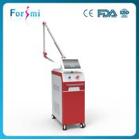 Quality Vertical Professional Clinic Use 1064nm Q Switched Nd Yag Laser Tattoo Removal Machine wholesale