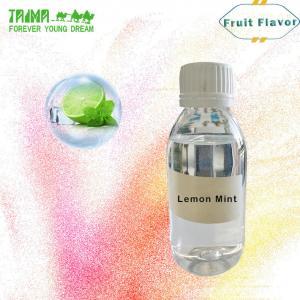 Buy cheap Hot Sellling VG based USP grade mint/fruit/tobacco aroma Lemon Mint flavor for E from wholesalers