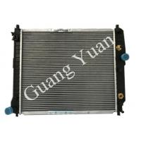 Quality Daewoo Aluminum Heat Exchanger Radiator With Water Temperature Sensor DPI 2774 96536524 wholesale