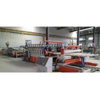 Quality Plastic Extruder Wood Plastic Composite Extrusion Line / WPC Decking Making Machine wholesale