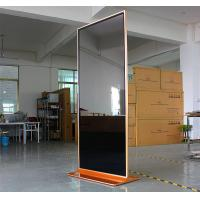Quality Indoor 55 Inch Touch Screen Computer Monitor For Advertising / Hotel / Station wholesale