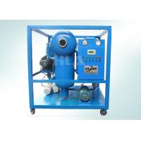 Quality 4000 L/hour Power Transformer Oil Purifier Machine Electric Oil Filtering Equipment wholesale