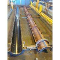 Quality Industrial Concrete Pole Steel Mould Machinery With Electronic wholesale