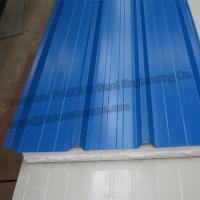 Quality Metal EPS Insulated Sandwich Panels House Sandwich Panel Roofing wholesale