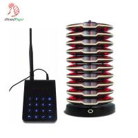 Quality Catering equipment good design wireless waiter calling wholesale