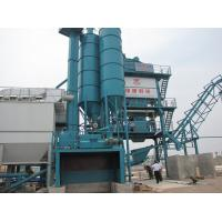 Quality 0.8% Bitumen Metering Accuracy Asphalt Mixing Plant With 180tph Drying Capacity wholesale