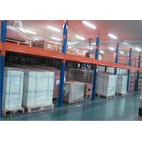 Buy cheap Durable High Density Industrial Mezzanine Floors With Single / Multi Level product