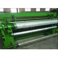 Quality Rolling Design Fence Mesh Welding Machine 60-100 Times / Min Production Capacity wholesale