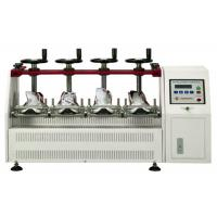 China SATRA TM92 Shoe Flex Tester Machines , Flexometer Footwear Leather Testing Machine on sale