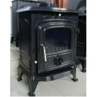 Buy cheap 6kw black wood cast iron not boiler stoves from wholesalers