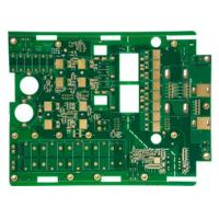 Quality Red Solder Mask Heavy Copper PCB High Current Custom PCB Manufacturer wholesale